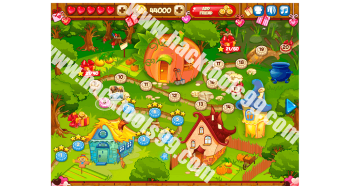 Candy Valley Hack Cheat Tool