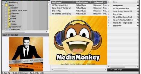 MediaMonkey Gold 4.1.5 Crack and Serial Key Free Download