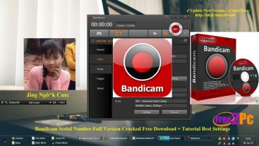 Bandicam Crack Plus Serial Number Full Version Download