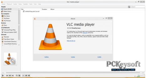 VLC Media Player 2.2.4 For PC Free Download Latest Version Update
