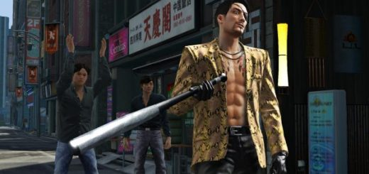 Yakuza Kiwami Game For PC Download Free 2017