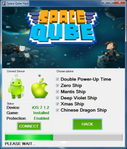 Space Qube Hack Cheat Tool