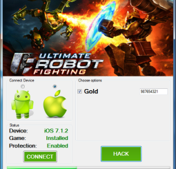 Ultimate Robot Fighting Hack