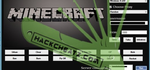 Minecraft Hack Pack Cheat Tool