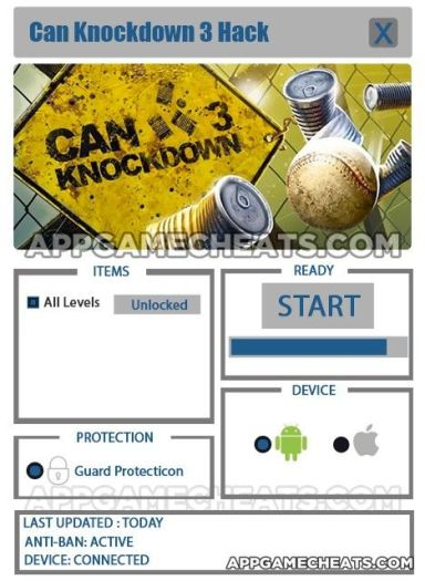 Can Knockdown 3 Hack Cheats