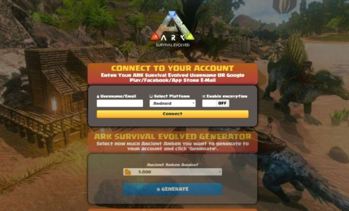 ARK: Survival Evolved hack 2019