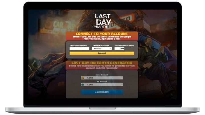 Last Day On Earth hack coins generator