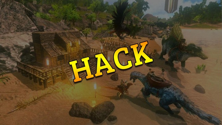 ARK: Survival Evolved hack tool 2019