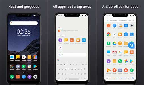 POCO Launcher 2.7.2.6 (Full) Final Apk for Android