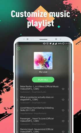 Lark Player YouTube Music and Free MP3 Top Player Apk for Android