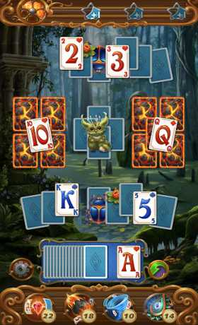 Solitaire Magic Story Offline Cards Adventure 91 Apk + Mod (Money/ Adfree/ Unlocked) for Android
