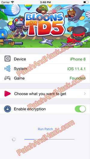 Bloons TD 5 Hack - patch and cheats for Money and other stuff on Anroid and iOS