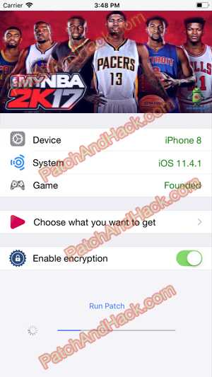 My NBA 2K17 Hack - patch and cheats for Money and other stuff on Anroid and iOS