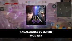 AxE Alliance vs Empire Featured Cover