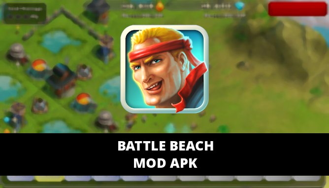 Battle Beach Featured Cover