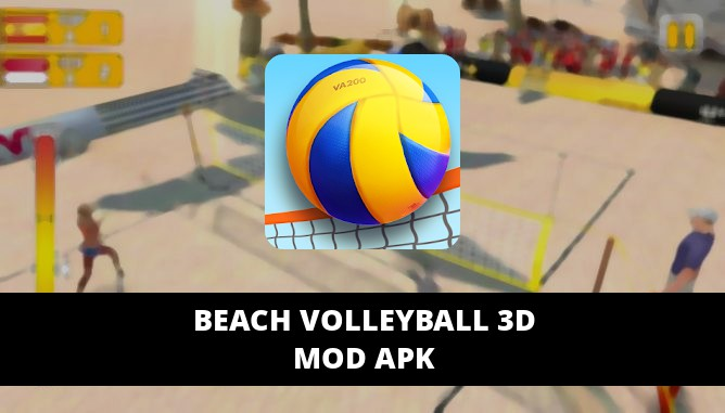 Beach Volleyball 3D Featured Cover