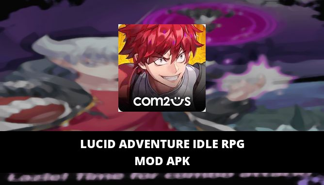 Lucid Adventure Idle RPG Featured Cover