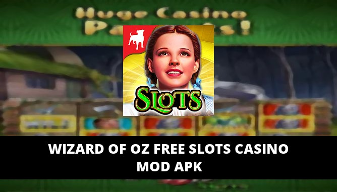 Wizard of Oz Free Slots Casino Featured Cover