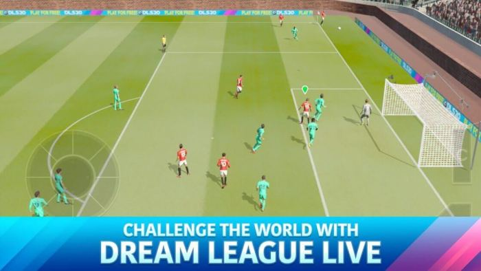 challenge the world with dream league live