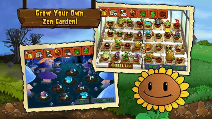 plants vs zombies free gameplay first