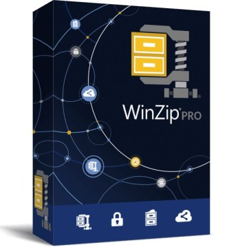 WinZip 24 PRO Crack With Serial Key