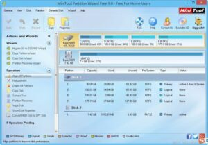 minitool partition wizard crack With License Key Free Download