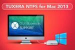 Full Access NTFS in Mac and HFS in Windows
