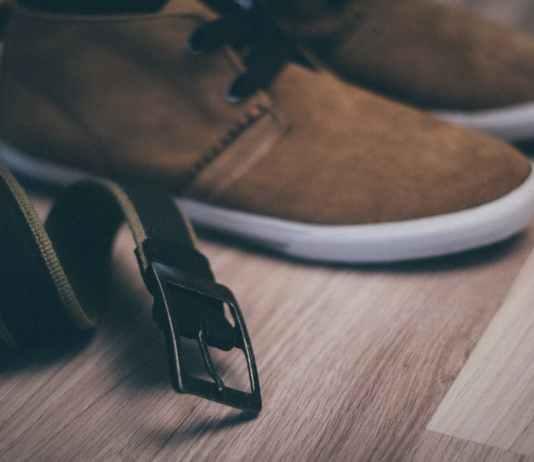 Sko og bælte