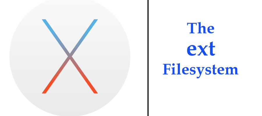 Mac OS X and the ext filesystem: how to mount ext2, ext3 or ext4 on a Mac OS computer.