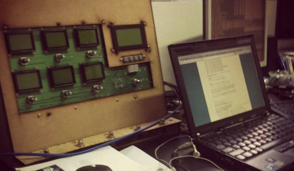 Projeto MOD - Segundo Protótipo