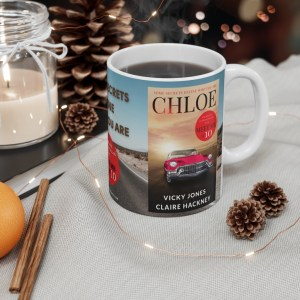Chloe 11oz ceramic mug