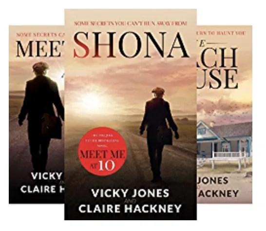our writer's toolkit book series shona
