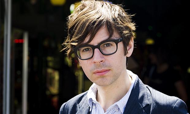 Author Travis Elborough