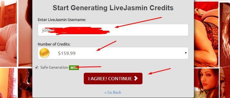 Free Livejasmin Credits Tut1 Hacks And Glitches Portal