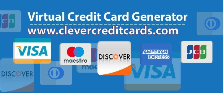 Tutorial Generate Valid Virtual Credit Card For Paypal Hacks And