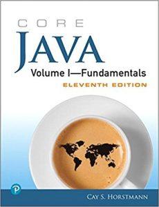 Core Java Volume I--Fundamentals (11th Edition)