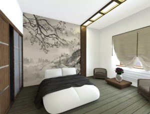 japanese curtains decoration harmony selected rest wall must care special why