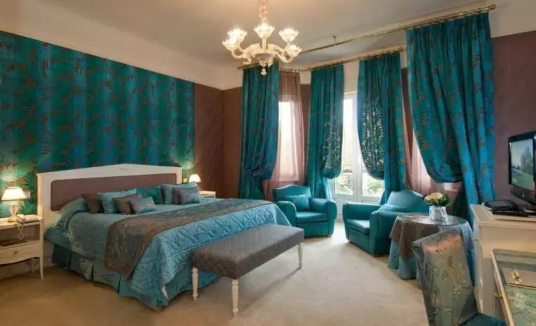Brown And Turquoise Bedroom Novocom Top