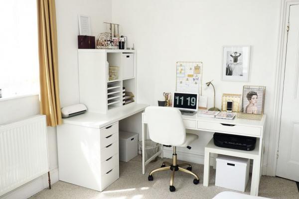 Ikea ALEX/KALLAX/LACK Multi-function Desk Hack