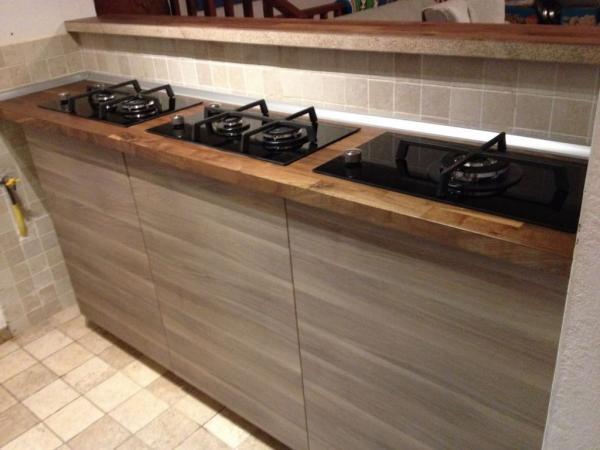 Ikea MOJLIG Small Kitchen Gas Burner Hack