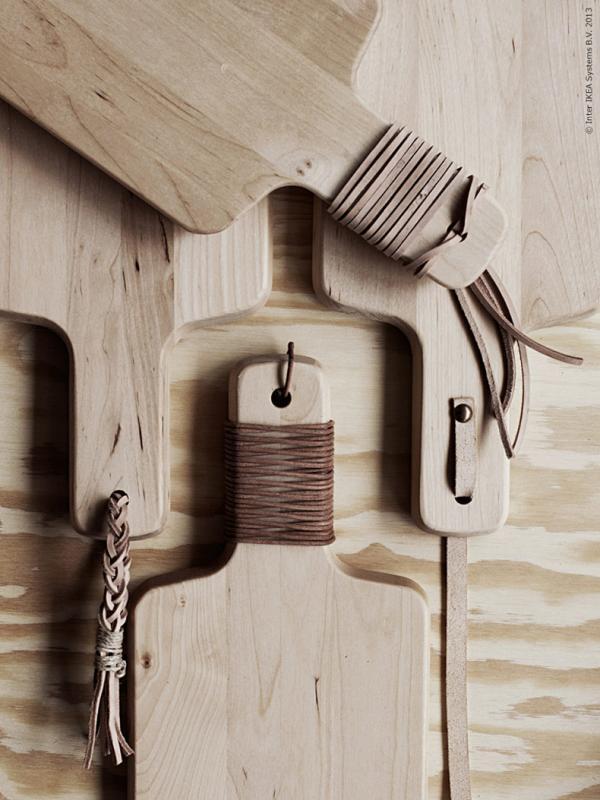 Ikea PROPPMATT Kitchen Chopping Board Hack