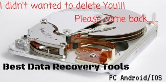 Best Data recovery apps