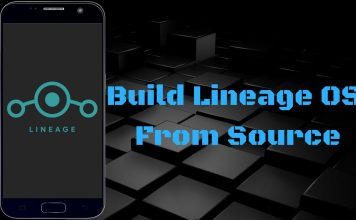 Build Lineage OS from Source