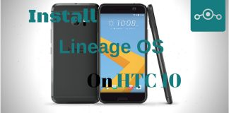 Install Lineage OS 14.1 On HTC 10 (pme)