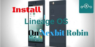 Install Lineage OS on Nextbit Robin