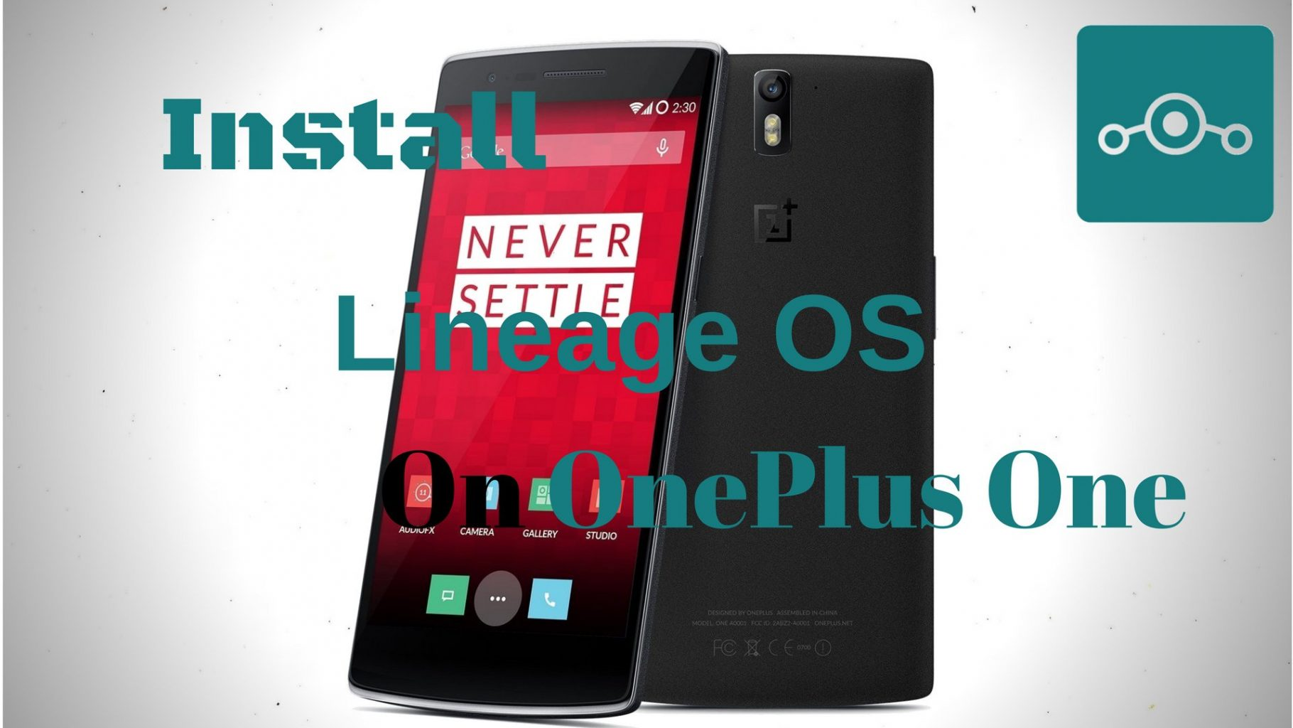 Install Lineage OS 14 1 OnePlus One (Bacon) - Hacks & Geeks