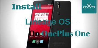 Install Lineage OS on OnePlus One