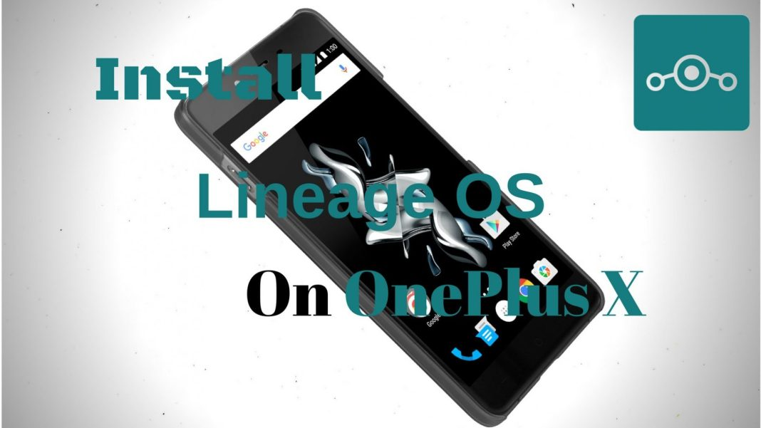 Lineage OS 14.1 for OnePlus X (onyx)