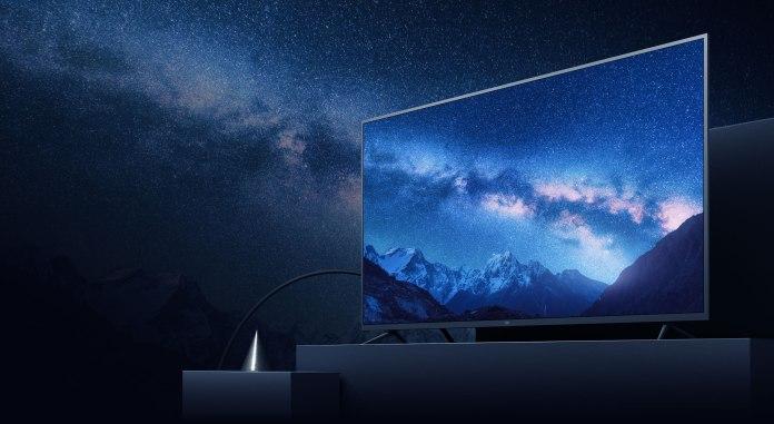 Xiaomi Mi 4K UHD TV
