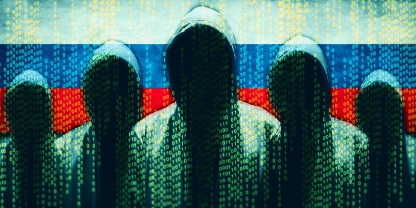 Russian Govt Hacks